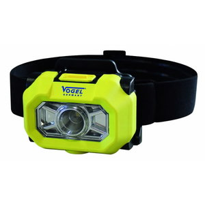 LED-Headlamp IP67, Vögel