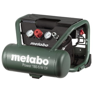 Bezeļļas kompresors Power 180-5 W OF, Metabo