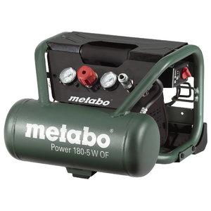 Bezeļļas kompresors Power 180-5 W OF, Metabo