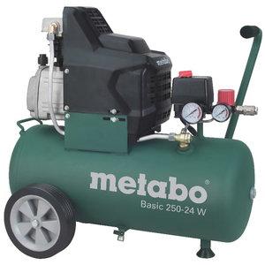Kompresors BASIC 250-24 W, Metabo