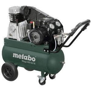 Kompresorius MEGA 400-50 W, 230 V, Metabo