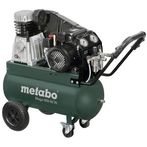 Compressor MEGA 400-50 W, 230 V, Metabo