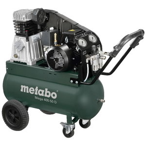 Kompresors MEGA 400-50 D, 400 V, Metabo