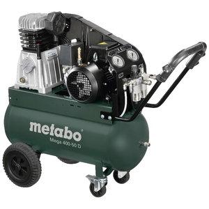 Kompresorius MEGA 400-50 D, 400 V, Metabo
