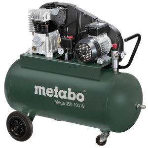 Kompresorius MEGA 350-100 W, 230 V, Metabo