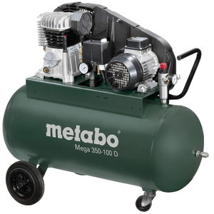 Compressor MEGA 350-100 D, 400 V, Metabo