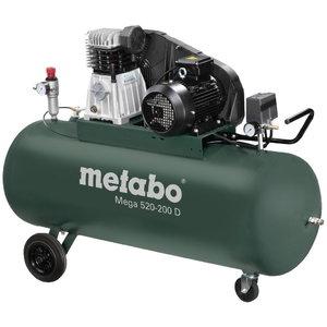 Kompresors MEGA 520-200 D, Metabo