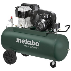 Kompresors MEGA 650-270 D, Metabo