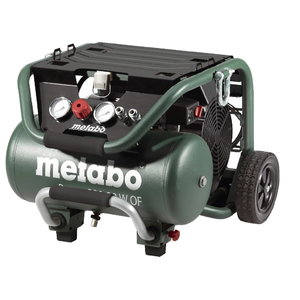 Bezeļļas kompresors Power 400-20 W OF, Metabo