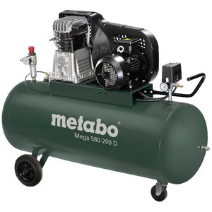 Kompresors MEGA 580-200 D, Metabo