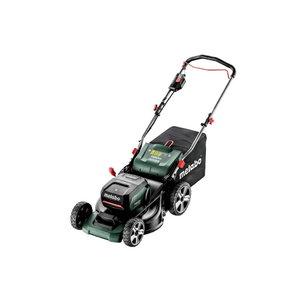 Akumulatora mauriņa pļaujmašīna RM 36-18 LTX BL, 46 karkass, Metabo