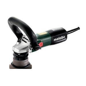 Electric bevelling tool KFM 9-3 RF, 45° head, Metabo