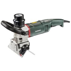Electric bevelling tool KFM 16-15 F, 45° head, Metabo