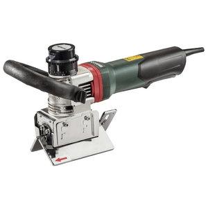 Electric bevelling tool KFMPB 15-10 F, 45° head, Metabo