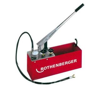 Testēšanas sūknis  RP 50-S 60 bar, Rothenberger