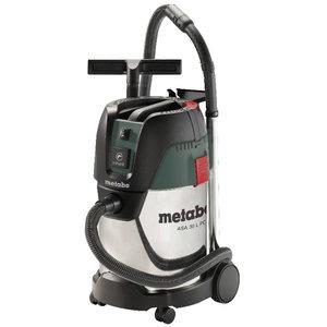 All purpose vacuum cleaner ASA 30 L PressClean Inox, Metabo