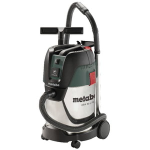 Wet and dry vacuum cleaner ASA 30 L PressClean Inox, Metabo