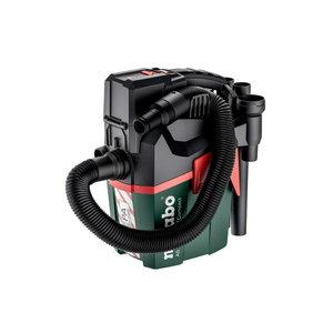 Akumulatora putekļu sūcējs AS 18 HEPA PC Compact, karkass, Metabo