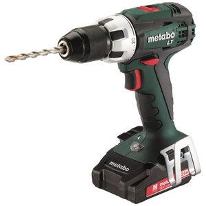 Cordless drill/screwdriver BS 18 LT / 2,0 Ah, Metabo