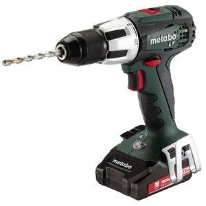 Cordless drill SB 18 LT Compact / 2x2,0 Ah, Metabo