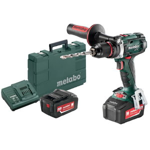 Cordless drill/screwdriver BS 18 LTX Impuls / 4,0 Ah, Metabo