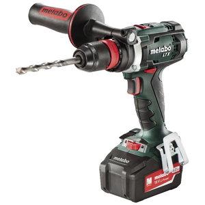 Cordless drill BS 18 LTX Quick  2x5,2 Ah, Metabo