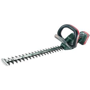 Cordless hedge trimmer AHS 36-65V, 36V / 1,5Ah, Metabo
