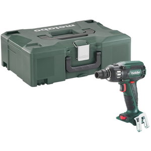 Cordless impact wrench SSW 18 LTX 400 BL, Carcass in Metaloc, Metabo