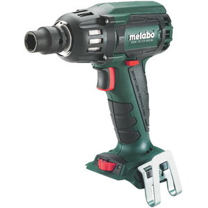 Cordless impact wrench SSW 18 LTX 400 BL, Carcass, Metabo