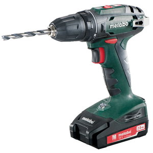 Akutrell BS 18 / 2x2,0 Ah, Metabo