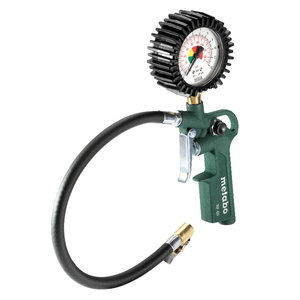 Inflating gun with pressure gauge RF 60, Metabo