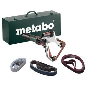 Vamzdžių šlifavimo įrankis RBE15-180 INOX su priedų rinkiniu, Metabo