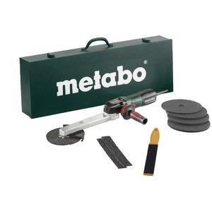 Šlifuoklis suvirinimo siūlių KNSE 9-150 su priedais, Metabo