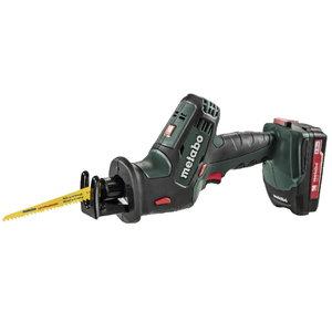 Akuotssaag SSE 18 LTX Compact / 2,0Ah, Metabo