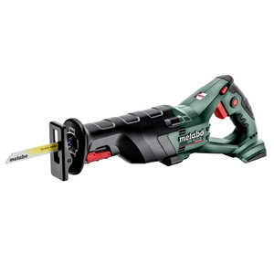 All-purpose saw SSE 18 LTX BL Carcass, carry case, Metabo