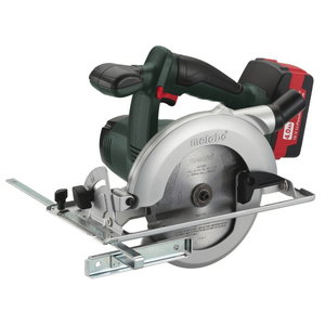 Cordless circular saw KSA 18 LTX, 4,0 Ah, Metabo