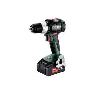 Cordless drill BS 18 LT BL / 2x LiHD 4,0Ah, Metabo