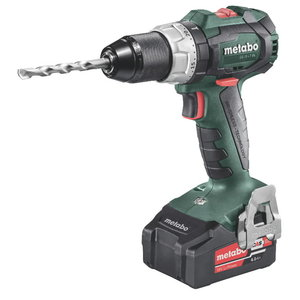 Akutrell BS 18 LT BL / 2x4,0 Ah, Metabo