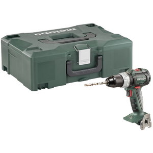 Cordless drill BS 18 LT BL, without battery/charger, Metabo
