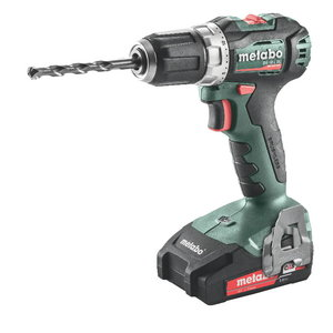 Akutrell BS 18 L BL /2x2,0 Ah, Metabo