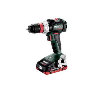 Cordless drill BS 18 LT BL Quick / 2x4,0Ah LiHD, Metabo