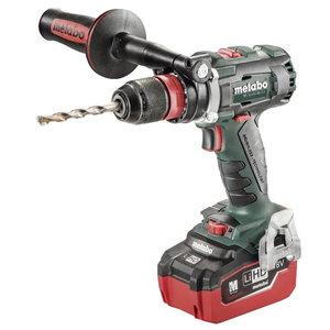 Cordless drill BS 18 LTX BL Q I / 2x5,5 LiHD, Metabo