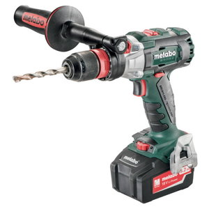 Cordless drill SB 18 LTX BL Q I / 2x5,2 Ah, Metabo