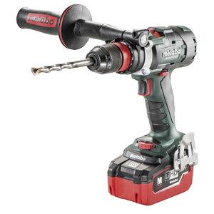 Cordless drill BS 18 LTX-3 BL Q I / 2x5,5 LiHD, Metabo