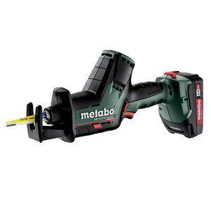 Akuotssaag SSE 18 LTX BL Compact /2x 2,0Ah, Metabo