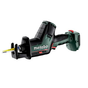 Cordless sabre-saw SSE 18 LTX BL Compact,without bat/charger, Metabo