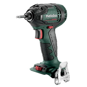 Cordless screwdriver SSD 18 LTX 200 BL, brushless, carcass, Metabo