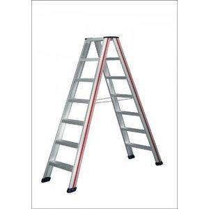 Kopėčios 2x10 žingsniai, 2,50m 6024, Hymer