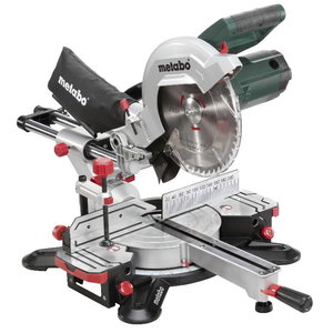 Crosscut and mitre saw KGS 254 M, Metabo