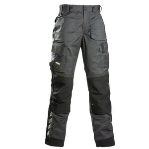 Kelnės   6029 moteriškos,  tamsiai pilka, Dimex